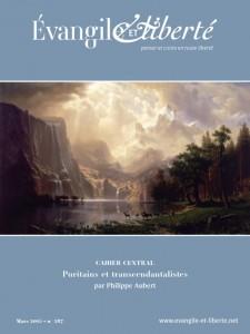 Puritains et transcendantalistes