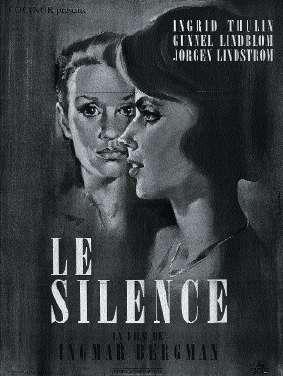 سکوت فیلمی از اینگمار برگمن