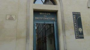 Maison du protestantisme à Nîmes