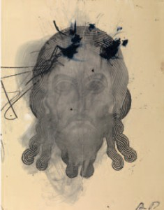 Arnulf Rainer (°1929), Images of Christ