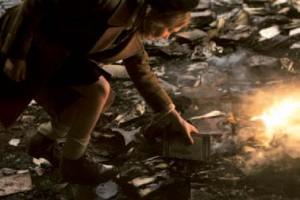 Image tirée du film de Brian Percival, La Voleuse de livres.