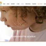 Page d'accueil du site www.serviziocristiano.org