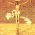 Lucas Cranach, l'Ancien : Luther prêchant. Prédelle du polyptique de l'autel de la Réformation, Stadtkirche (ancienne église Sainte-Marie) de Wittenberg. Photo Wikimedia CC