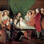 Francisco Goya : La famille de l'infant Don Luis de Borbón. Madrid, Musée du Prado.